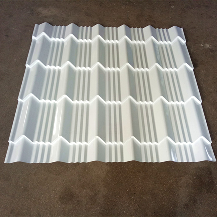 Glazed Tile Roll