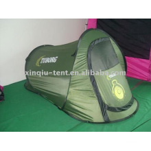 Double layer easy set up folding pop up tent