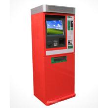 Machine extérieure de terminal de kiosque de paiement de facture d'écran tactile de publicité