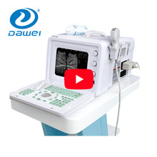 DW-3101A Full-digtial portable ultrasonic diagnostic ultrasound scanner