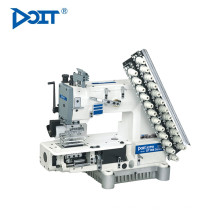 DT008-13032P 13 máquina de múltiples agujas de la cama del cilindro de la aguja para la maquinaria industrial de costura general de la ropa del paño