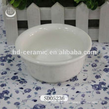 ceramic bowl for home,white porcelain bowl with logo,bowl for restaurant