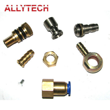 turning parts cnc precision turned components