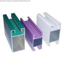 Aluminum extrusions / Aluminium window profile