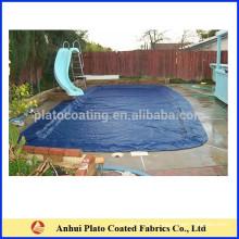 Hohe Reißfestigkeit Langlebige PVC-Sicherheits-Pool-Abdeckungen