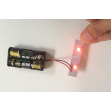 Knipperlicht, LED POP Display Flasher, LED Flasher