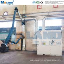 Sistema de ventilación de aire de filtración de cartucho de PTFE industrial