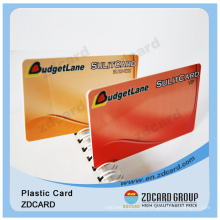 Printable Card ID VIP Card Transparent Inkjet PVC Card