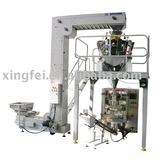XFL food weighing and packaging machine