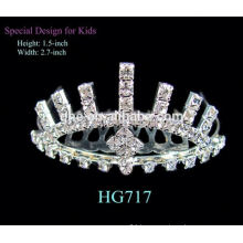 glow crown large tiara tiara for bridal simple style tiaras