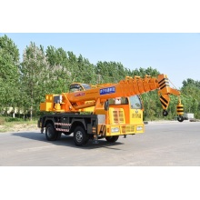 China Gold Supplier for Small Manual Crane 10 ton small truck crane supply to Fiji Manufacturers