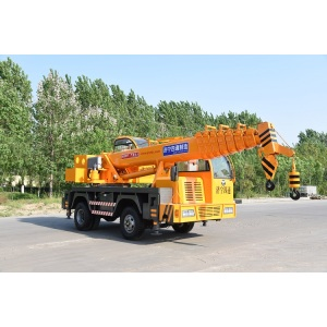 High Quality for for Small Manual Crane 10 ton small truck crane export to Greece Suppliers
