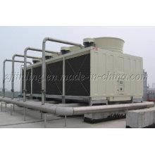 Tipo de flujo cruzado cuadrado Torre de enfriamiento Cti Certified Jnt-1800UL / M