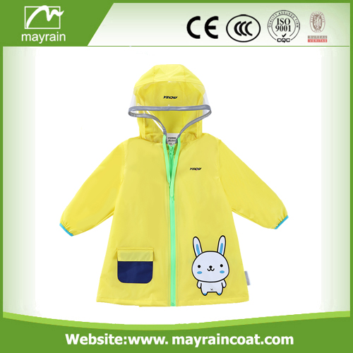 Hot Selling Of Child PVC Rainsuit
