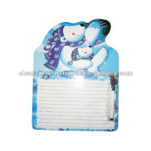 White board ( polar bear),organizer white board,movable white board