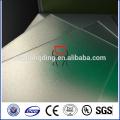 UV покрытие синий матовый твердый лист поликарбоната