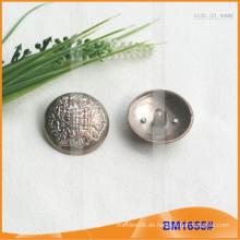 Zink-Legierungsknopf u. Metallknopf u. Metallnähknopf BM1655