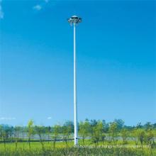 Baode ilumina a iluminação do mastro da altura de 20m com luzes de inundação 1000W