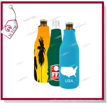 Sublimation Diving Material Bag for Long Neck Wine Bottle