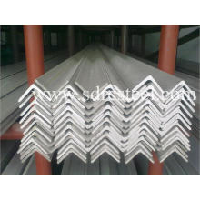 Angle d'acier galvanisé Hot-DIP