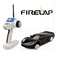 Coche teledirigido 1/28 mini 4WD del coche eléctrico del juguete del coche