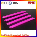 Dental Material Oral Vented Evacuation Tips for Sale
