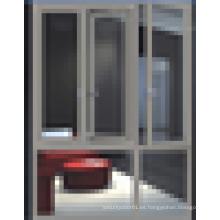 Nuevas antigüedades chinese horizonal pivoting windows
