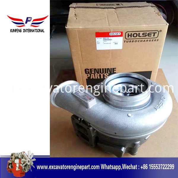 Holset Turbocharger 4031133 For Volvo Ec700 Excavator