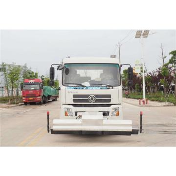 Dongfeng 4x2 tanque de água de alta pressão de limpeza caminhão
