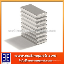 anti-heat bar NdFeB magnets for permanent magnet elevator tractor