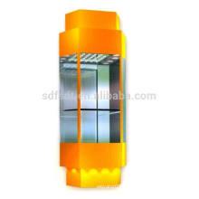 Elevador de observação com alta qualidade, 1.0m / s, 1000kg, 1600kg