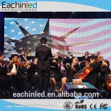 P6 indoor rental led screen for stage background led rental indoor envets project led display