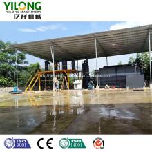 Fabrication de mazout de chauffage à partir de pneus Pyrolyse Technologies