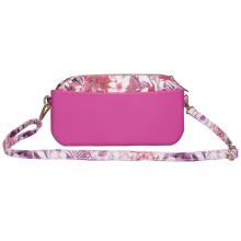 samll travelon anti theft crossbody smartphone wallet purse