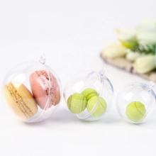 Hot sell Single Macaron Box, Cute Macaron ball for Christmas gift