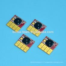 Articles de vente chaude! Pour la puce permanente de la cartouche d'encre HP 711 utilisée pour les imprimantes HP Designjet T520 T120