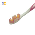 Cylindrical Brush High End Antiskid Toothbrush Adult