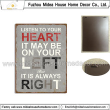 Wholesale in China Metal Arts and Crafts Wall Plaques
