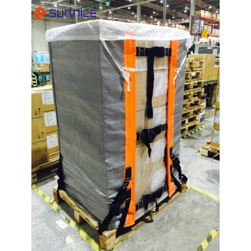 High Security of Reusable Pallet Wrapper