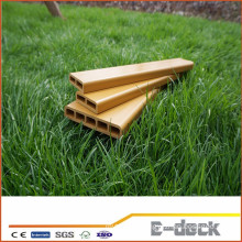 Weather resistance eco-friendly outdoor wood plastic composite bench wpc bench with high quality