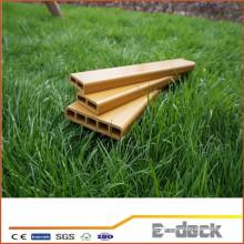 Resistência à intempéries eco-friendly banco de plástico composto de madeira wpc banco com alta qualidade