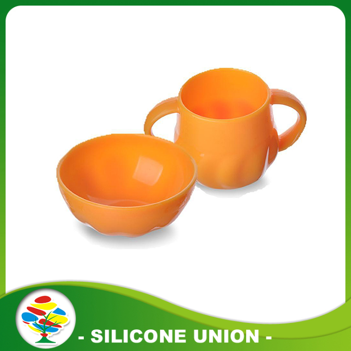 silicone cup bowl