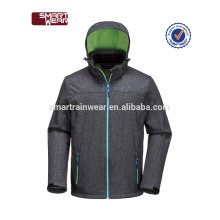 Winter Whoesale Softshell Jacket Hooded For Men