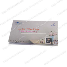 Tarjeta de invitación, tarjetas musicales, tarjeta parlante, tarjetas de visita