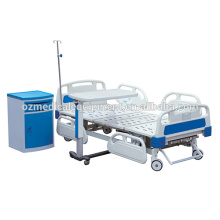 Medicare Standard-Qualitäts-Krankenpflegegerät Mufti-Funktion Elektrisches Krankenhaus-Bett