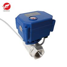El flujo de válvula de agua automático de flujo automático más vendido del vendedor
