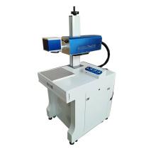 VOIERN CO2 metal tube RF laser marking machine for non-metal wood leather 30W 100W Davi dawei laser source