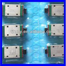 Alinhamento e bloco linear miniatura Hiwin MGN7C
