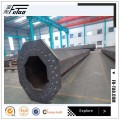 Hot Dip Galvanized 20m High Mast Steel Pole