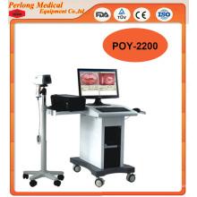 Equipo Digital de Ginecología colposcopio sistema de imagen
